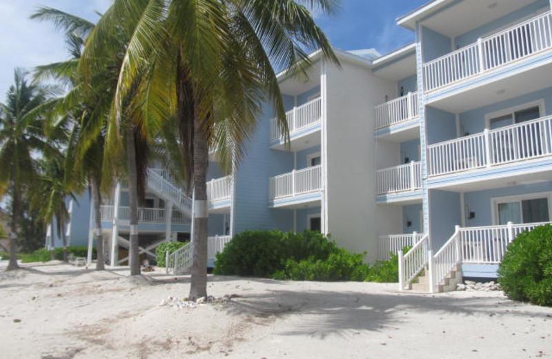 Exterior view of Brac Caribbean Beach Village.