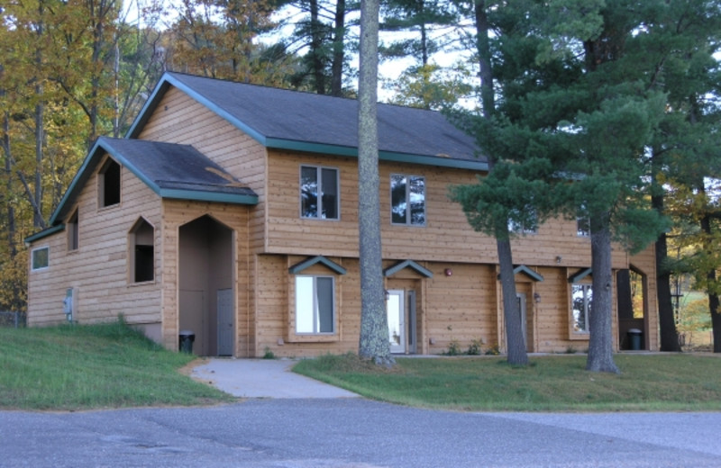 Condo Exterior View at Pine Mountain Resort