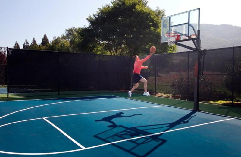 Basketball Courts at Carmel Valley Ranch