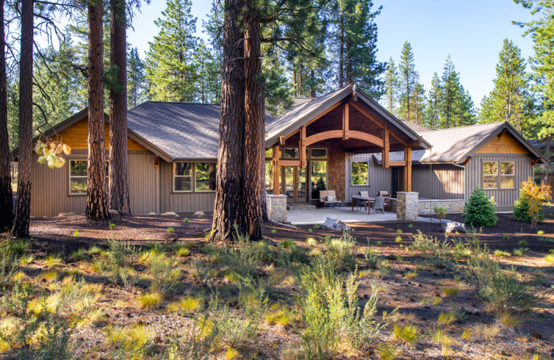 Sunriver Resort has vacation rentals of all sizes from condos to luxury vacation homes.