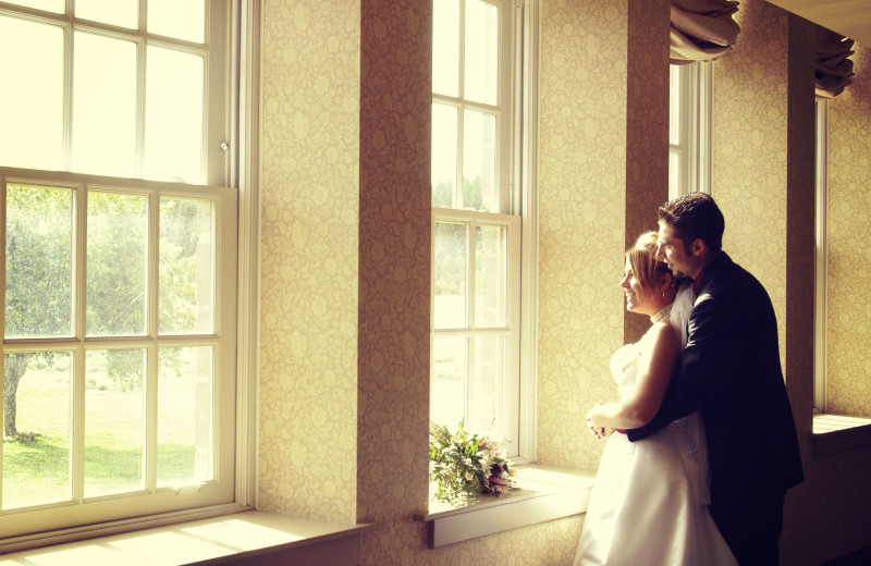 Weddings at St. Eugene Golf Resort