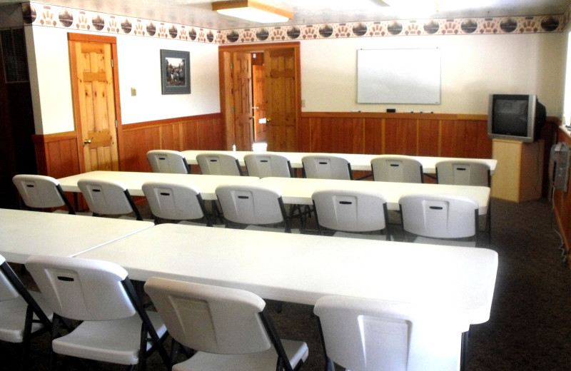 Conference Room at Flaming Gorge Resort