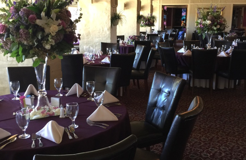 Our Main Dining Room at Tanglewood Resort and Conference Center.