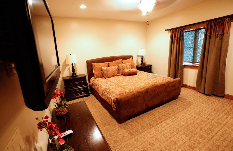 Bunkhouse suite at Morrell Ranch.