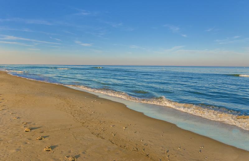 Beach in South Nags Head
