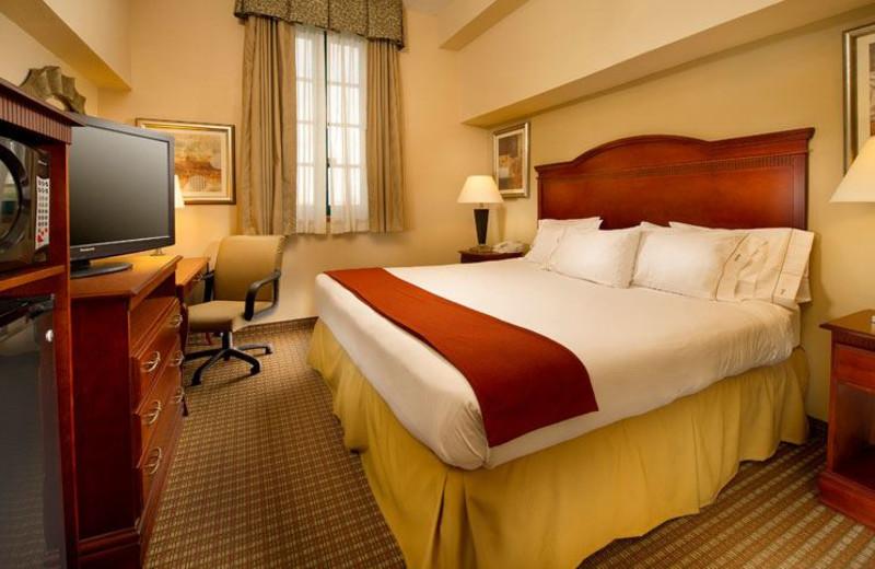 Guest Room at Holiday Inn Express San Antonio N-Riverwalk Area