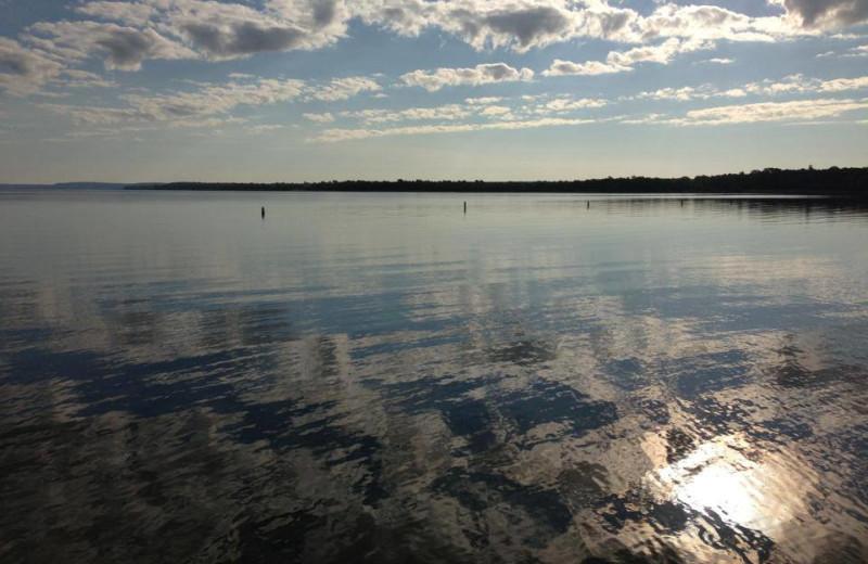 The Lake at Sand Bay Beach Resort