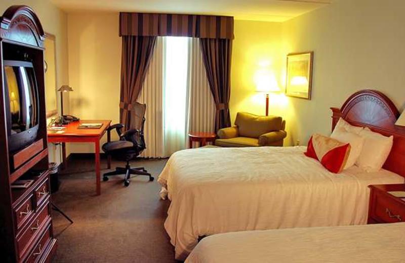Guest Suite at the Hilton Garden Inn Houston Northwest