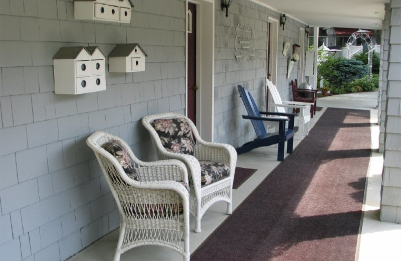 Cottage Walkway at French Country Inn