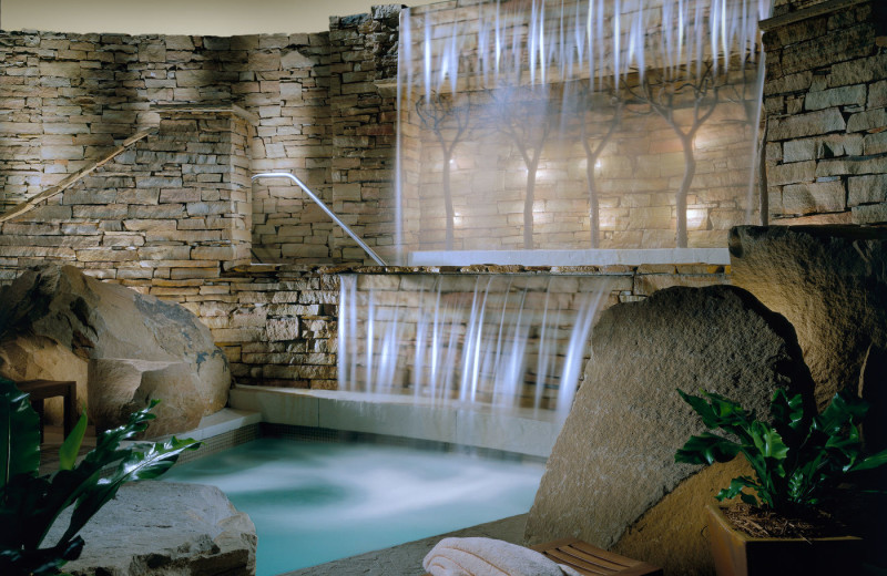 Spa at The Lodge at Woodloch.