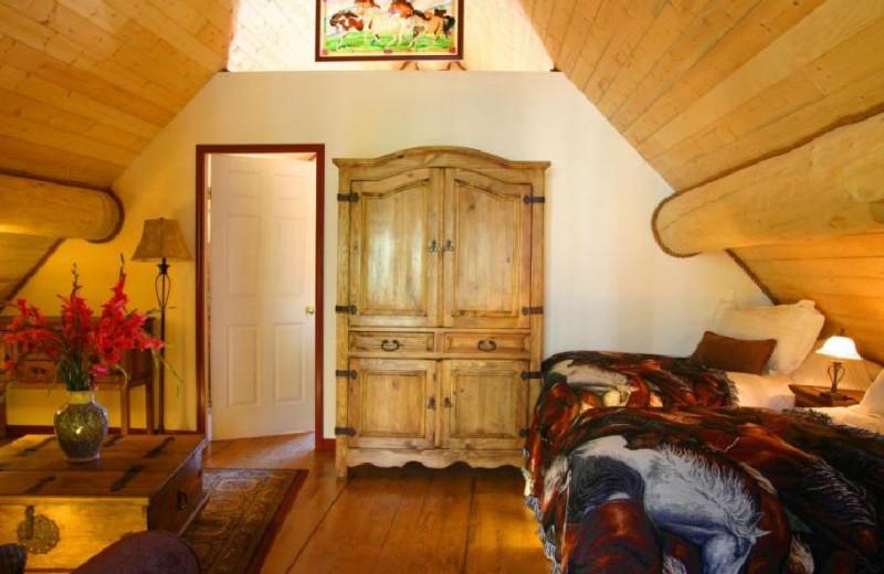 Cariboo Suite at Siwash Lake Ranch