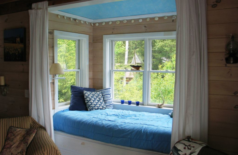 Rental interior at Franconia Notch Vacations Rental & Realty.