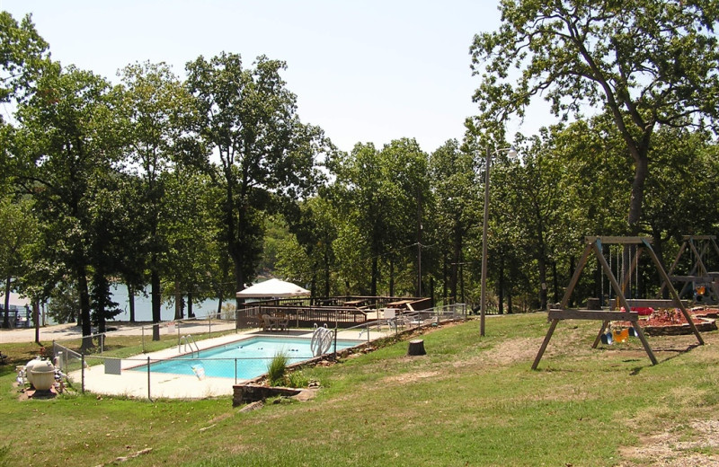 Outdoor recreations at Mill Creek Resort on Table Rock Lake