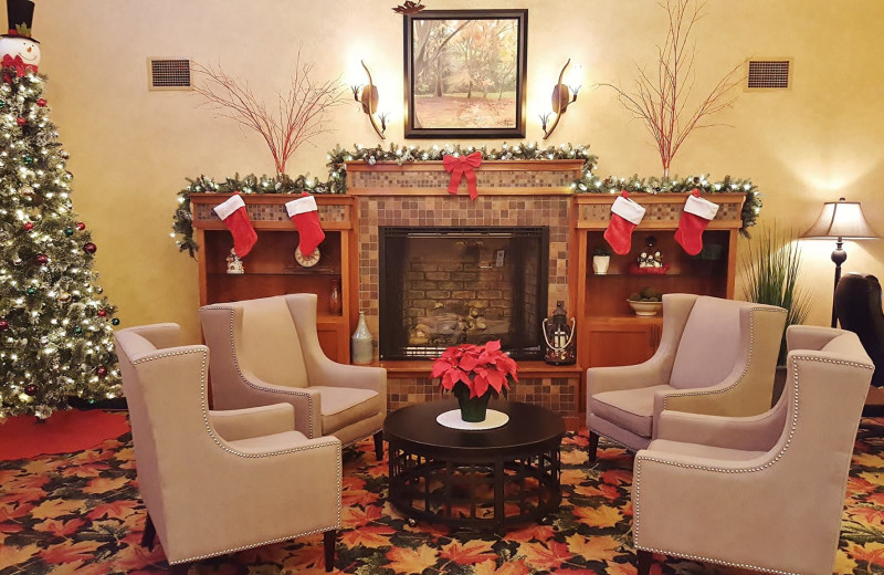 Holidays at Holiday Inn Minneapolis NW Elk River & Wild Woods Waterpark.