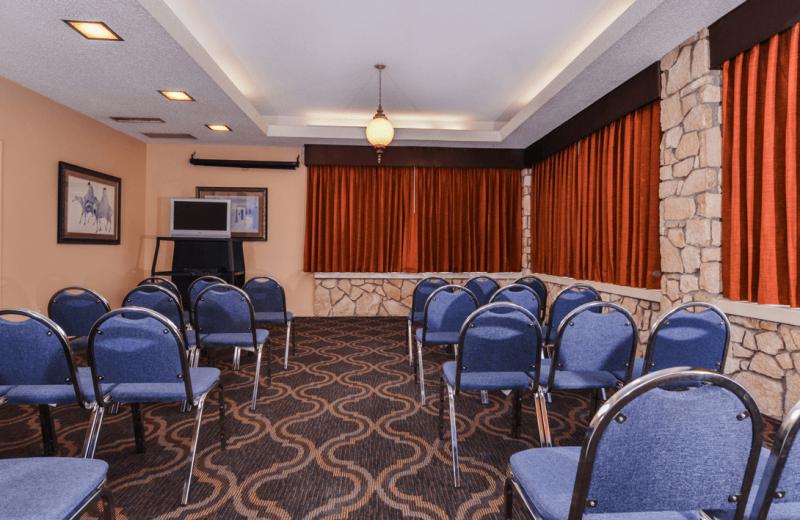 Meeting room at Best Western Plus King's Inn & Suites.