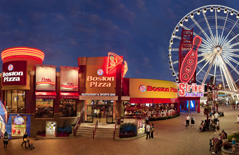 Shopping near DoubleTree Fallsview Resort & Spa by Hilton - Niagara Falls.