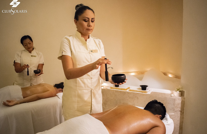 Spa at Royal Solaris & Club Solaris Resorts.