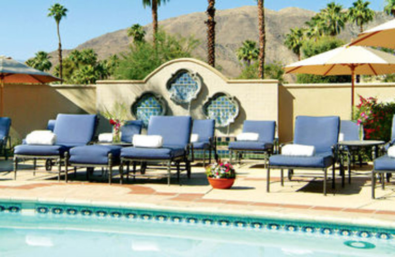 Outdoor Swimming Pool at Rancho Las Palmas Resort