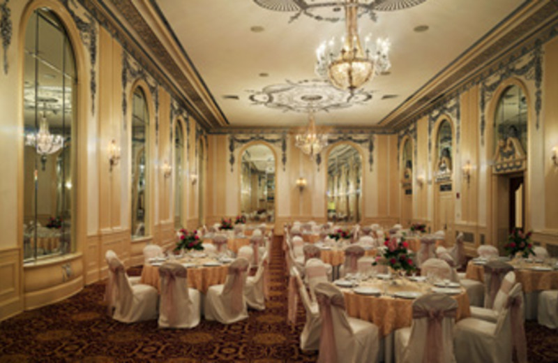 Historic Silver Ballroom at Sheraton Read House