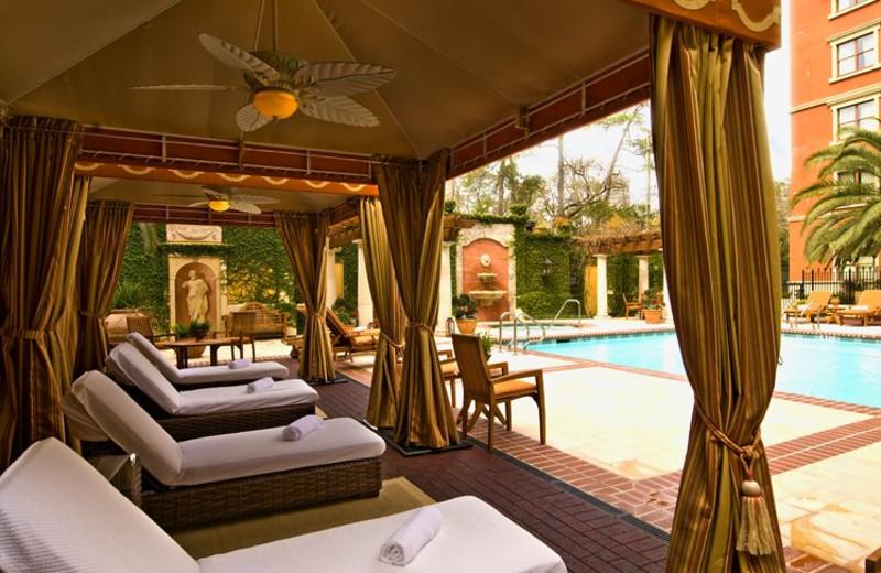 Outdoor Pool at the Hotel Granduca