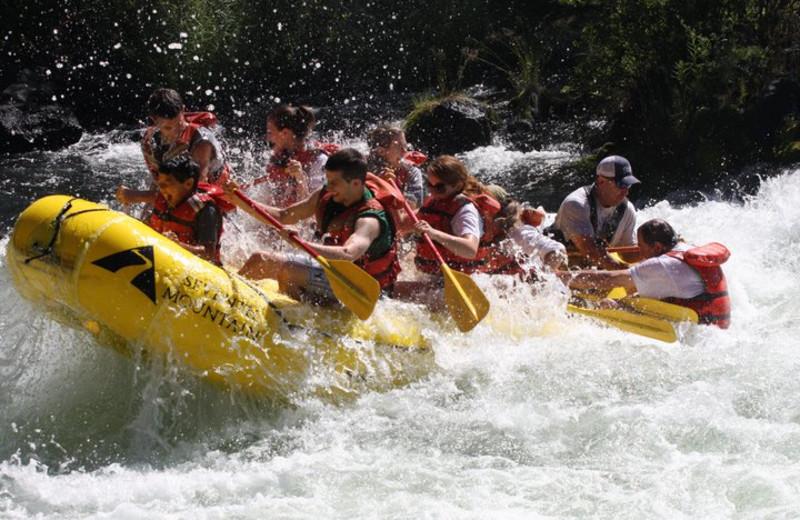 Rafting Fun at Seventh Mountain Resort