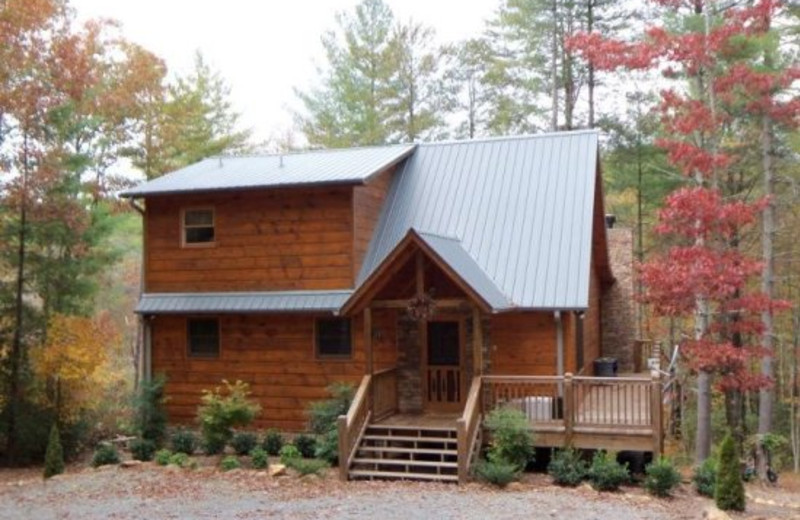 Cabin at JP Ridgeland Cabin Rentals