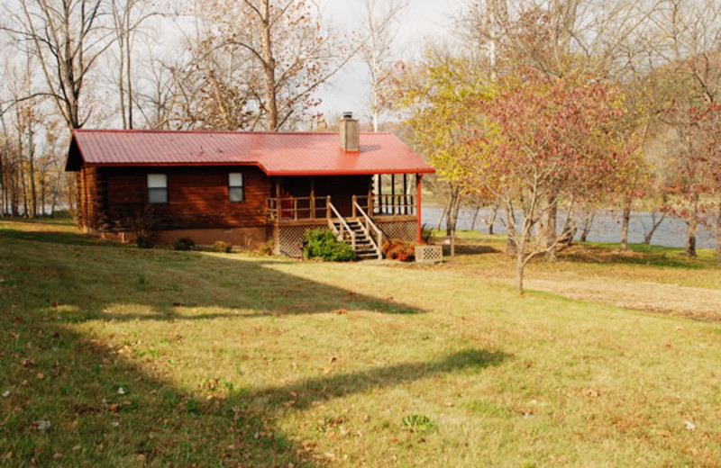 Cabin at Stetson's on the White