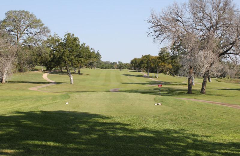 Hancock Park Golf Course near BEST WESTERN Plus Lampasas.