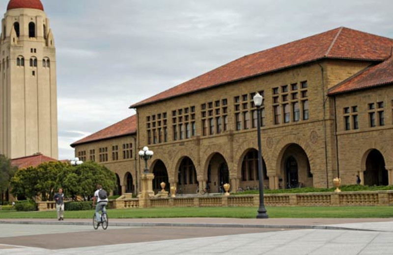 Stanford University Campus, Just a Short Drive from Days Inn Palo Alto