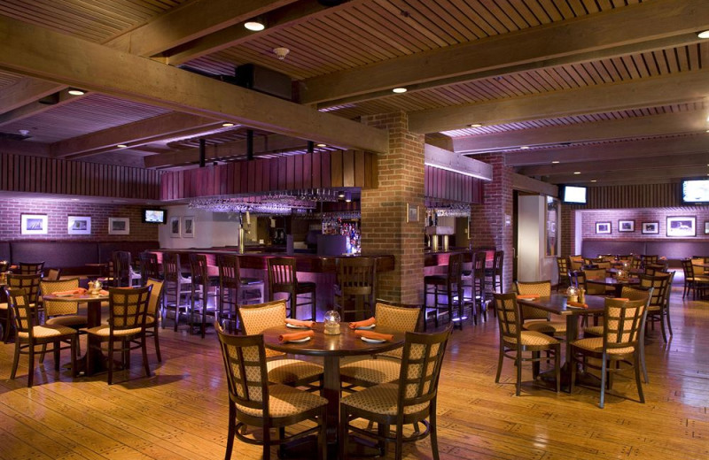 Dining area at Doral Arrowwood.