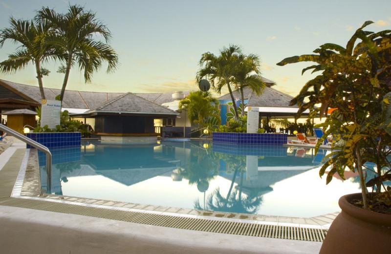 Outdoor pool at Royal Palm Beach Resort.