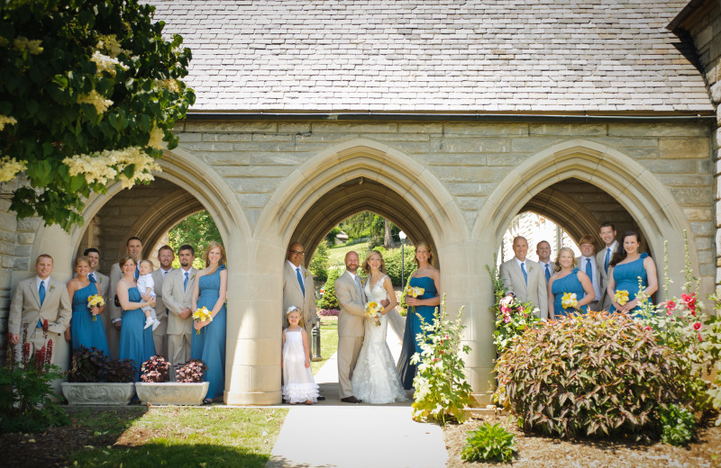 From Memorial Chapel to Inspiration Point and points in between, Lake Junaluska offers a variety of indoor and outdoor wedding ceremony and reception venues.