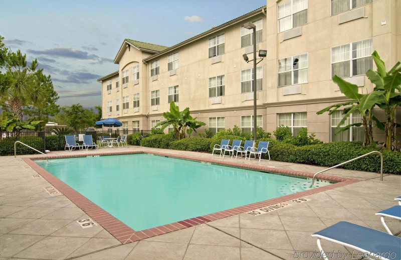 Outdoor pool at Extended Stay Deluxe Phoenix - Midtown.
