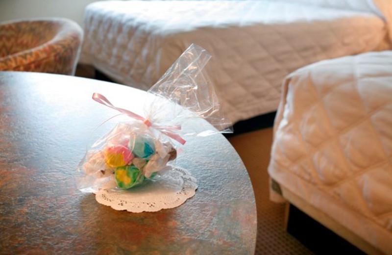 Sweet Treats Bedside at Inn at Seaside