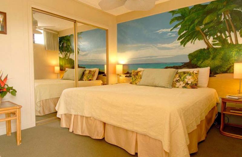 Bedroom at Hale Kai O Kihei