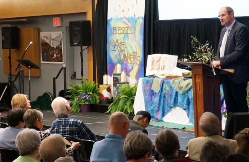 Church conference at Terrace Hotel Lake Junaluska.