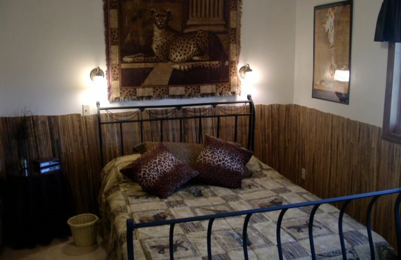 Bedroom at Sand County Service Company - Arbor Dell