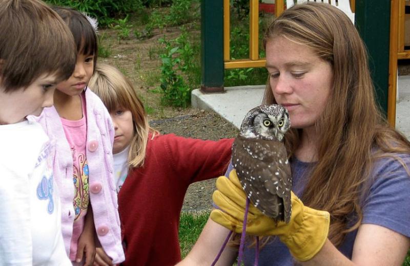 Bird Sanctuary at Bear Lodge.