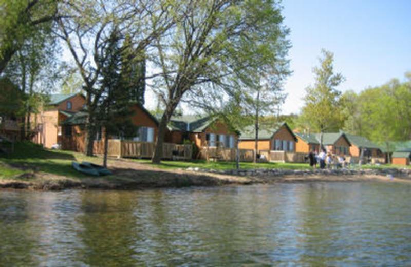Cabins at Campfire Bay Resort