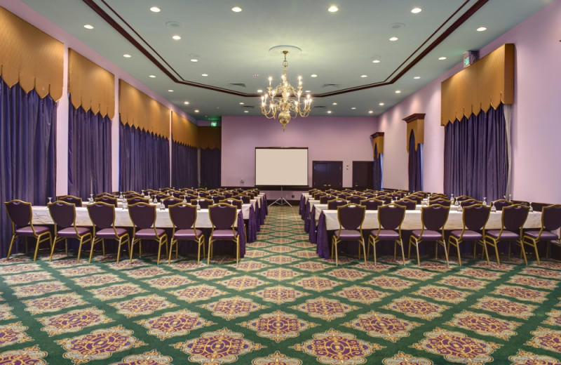 Conference room at The Castle Orlando.