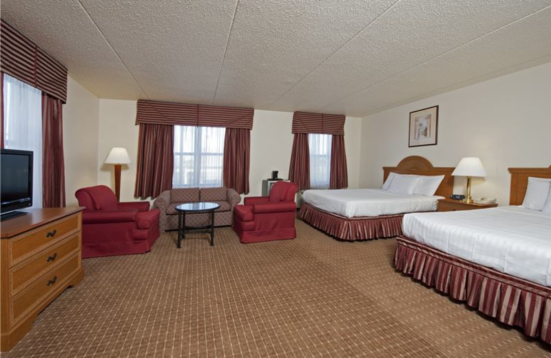 Guest Room at Chicago South Loop Hotel