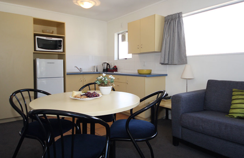 Guest apartment at Blue Peaks Luxury Apartments & Motor Lodge Queenstown.