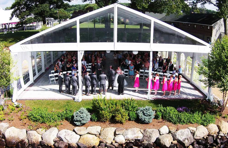 Weddings at The Margate on Winnipesaukee.