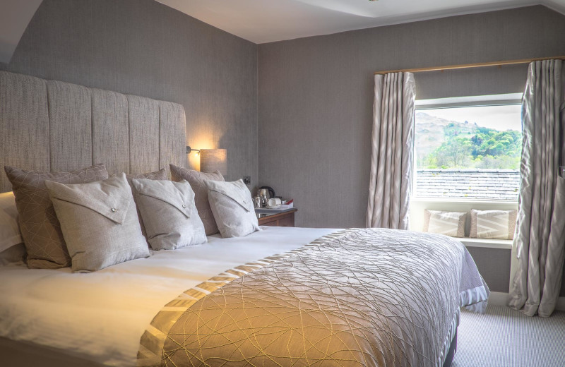 Guest room at Grand At Grasmere.