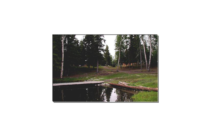 Exterior view of Pine Point Lodge & Outposts.