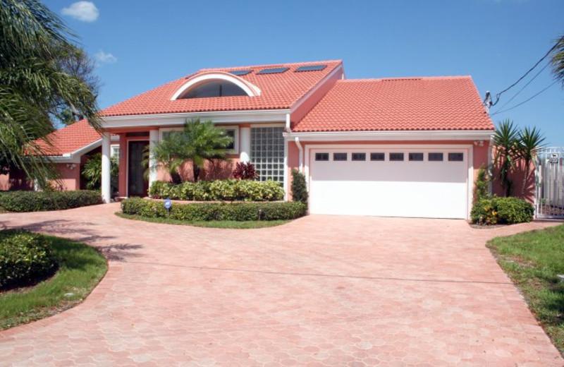 Rental exterior at Liberte Management Group.