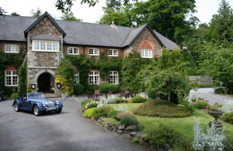 Exterior view of Edgemoor.
