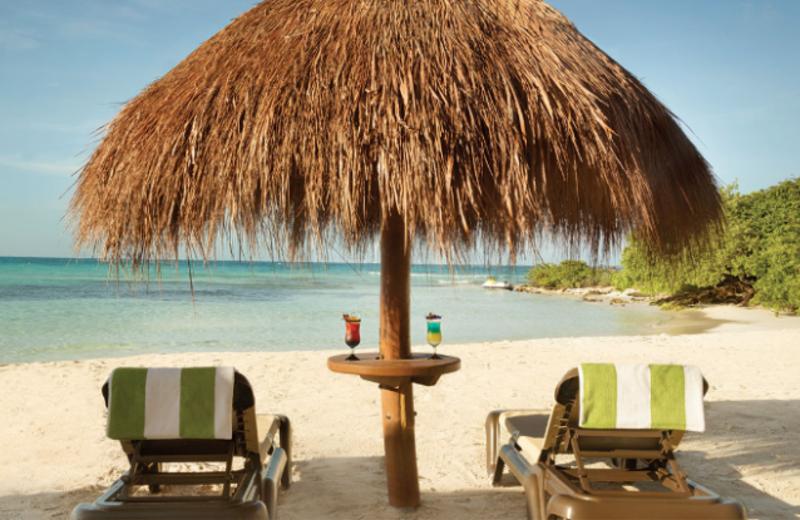 Easy Beach Access at Hyatt Ziva Cancun