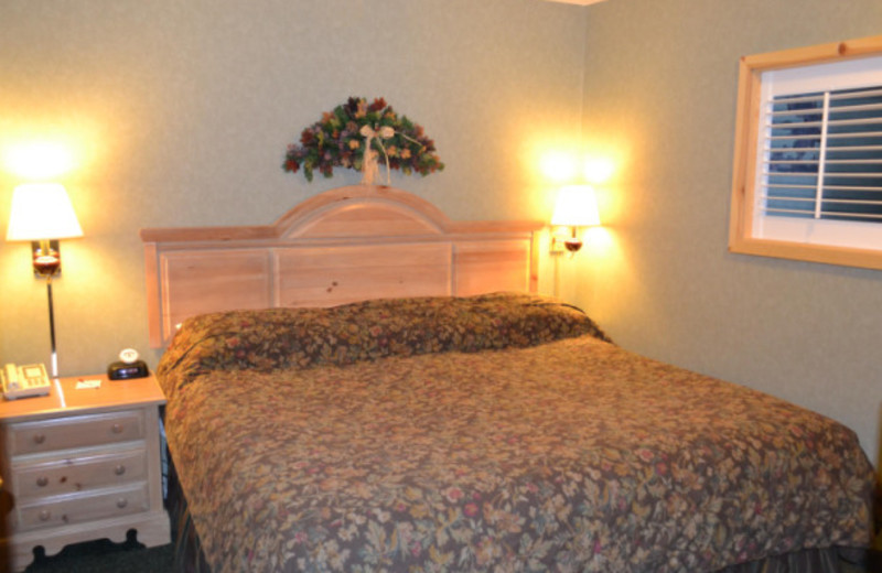 Spacious guest rooms and suites.