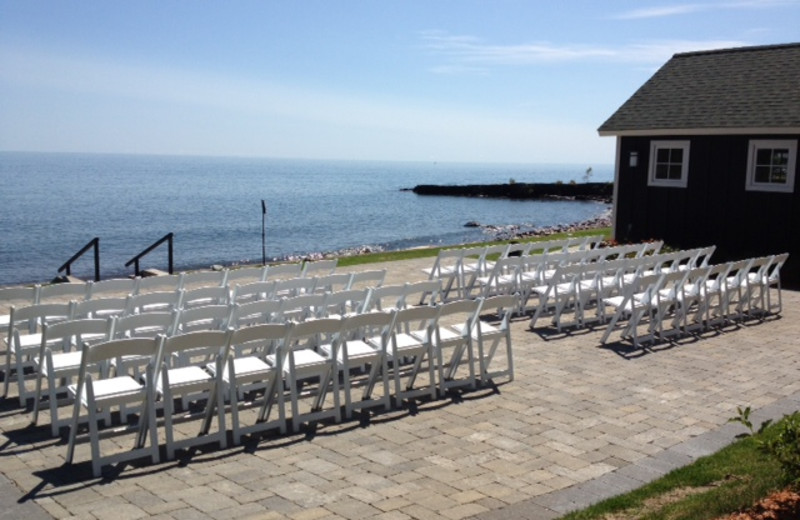 Wedding at Bluefin Bay.